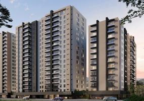 3 Rooms Rooms,2 BañosBaños,Apartamento,Venta Proyectos Completos,1051